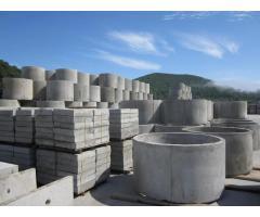 Распродажа декоративных элементов из бетона