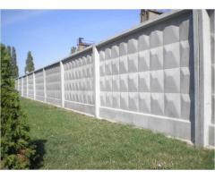 Распродажа бетонных заборов