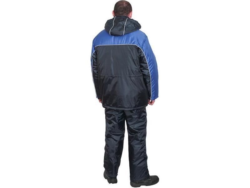 Костюм «Балтика» (непромокаемый) - куртка + полукомбинезон - 2/4