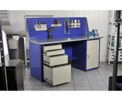 Производство и продажа металлической мебели в Липецке.