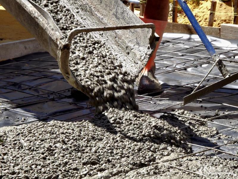 Преимущества бетона в коммерческой архитектуре