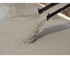 Товарный бетон, поставка в день обращения
