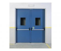 Производство деревянных и металлических дверей
