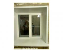 Окна ПВХ и из Алюминия