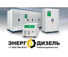 Аренда дизельных генераторов в Москве и МО.