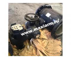 Шаровой кран Ситал Ду250 Ру25 ф/ф с электроприводом AUMA