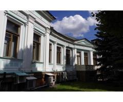 Реставрация фасада 1200м2