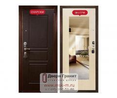 Входные двери Гранит