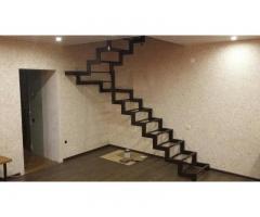 Лестницы,ограждения,заборы, кессонные потолки