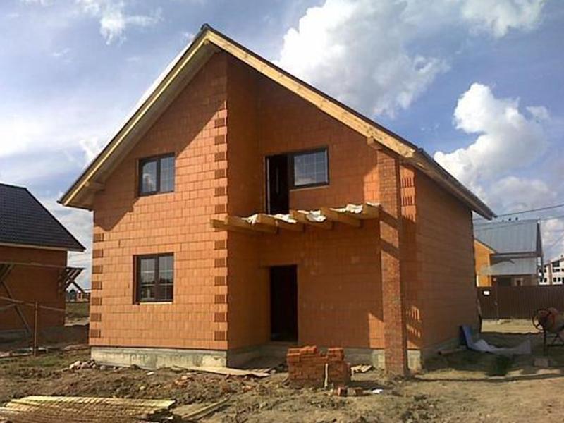 Строительство домов. - 1/4