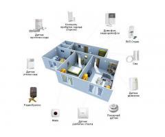Пультовая охрана квартир, коттеджей и бизнеса
