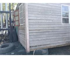вагончик для хранения строиматериалов