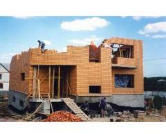 все виды строительных и отделочных работ под ключ