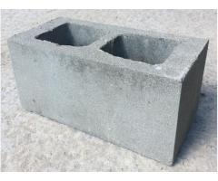 Вибропрессованные  блоки: бетонные и керамзитобетонные, пустотелые и полнотелые, стеновые, фундамент