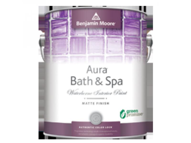 Американские краски AURA Bath & Spa Matte Finish 532 - 1/2