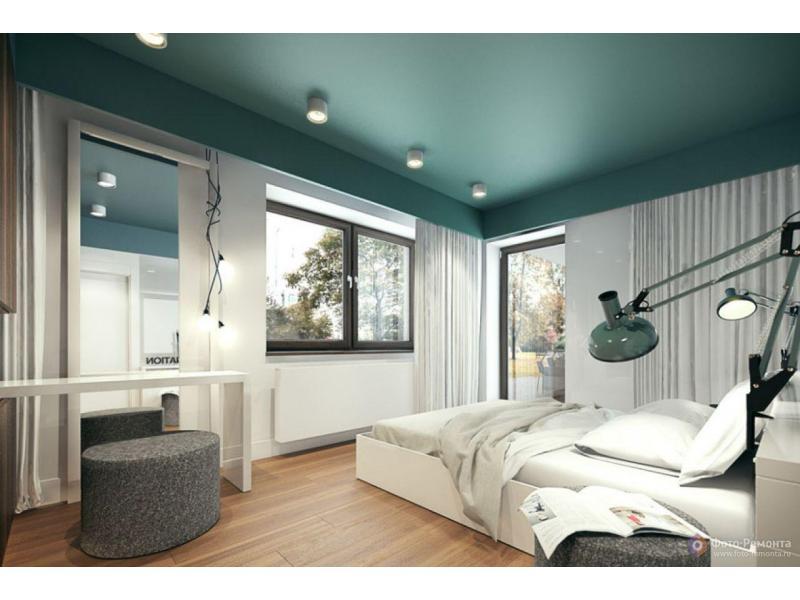 Американские краски Ben Interior Flat Finish 625 - 2/2