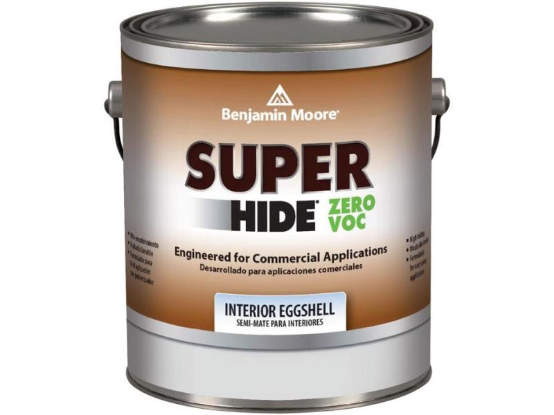 Американские краски Super Hide Interior Eggshell Finish 357 - 1/1