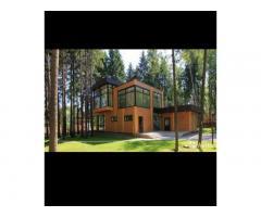 Строительство домов и коттеджей в стиле хай-тек