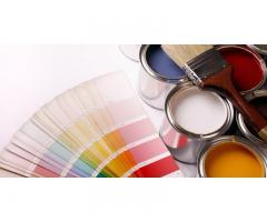 Оптовая продажа лакокрасочных материалов и сопутствующих товаров