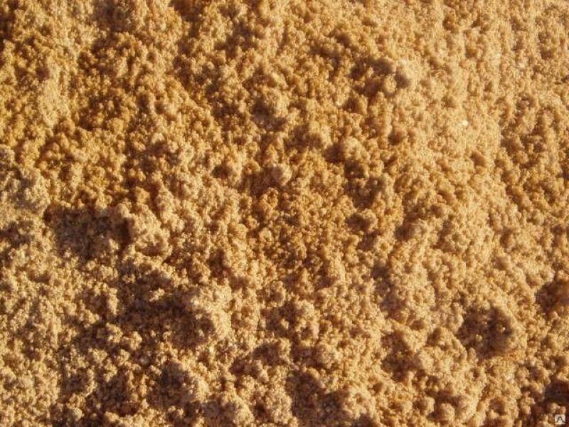 Куплю сеяный песок 2.5 мм с доставкой. - 1/1