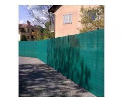 Забор на дачу, дёшево и быстро