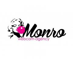 Вебкам агентство Монро