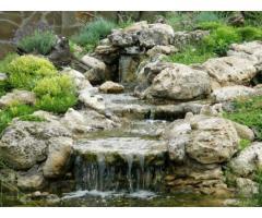 Строим пруды любой конфигурации и размеров от 5 ти дней