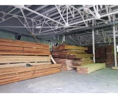 Оптово-розничная торговля сухими пиломатериалами ценных и хвойных пород древесины. Производ