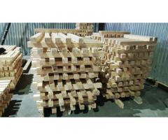 Продаем брусок ценных пород деревьев - ясень.