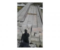 Сваи жби 300х300х5000-12000 мм. с хранения