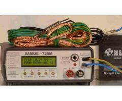 Электроудочка samus 725 ms