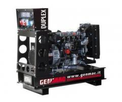 Дизельные генераторные установки GENMAC (Италия), со скидкой до 10%.