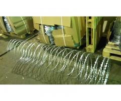 Производство и продажа барьеров безопасности ЕГОЗА.