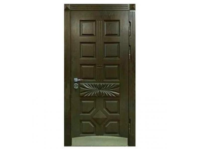 Элитные входные металлические двери для парадного входа. - 1/1