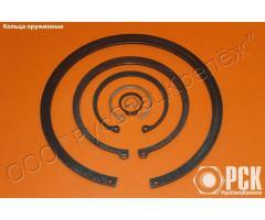Кольцо пружинное упорное плоское ГОСТ 13940-86.