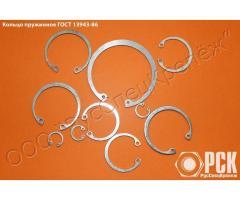 Кольцо пружинноe гост 13943-86. - Изображение 2/4
