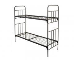 Качественные кровати металлические, кровати собственного производства