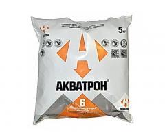 Акватрон -6 проникающая гидроизоляция
