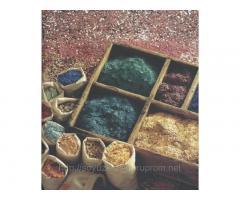 Флоки (чипсы) для полов, стен - антискольжение, декоративность