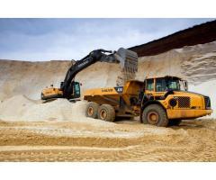 Реализуем  карьерный песок