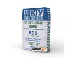 Продаём оптом клей плиточный МКУ стандарт - Изображение 2/3