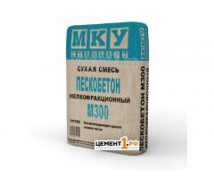 Сухие строительные смеси марки МКУ стандарт М300, М200, М150 оптом - Изображение 1/2