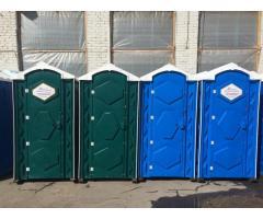 Биотуалеты, туалетные кабины б/у в хорошем состоянии