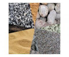 Песок, Щебень Самовывоз и доставка