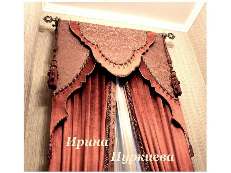Эксклюзивный дизайн и пошив штор в Краснодаре. - 2/3