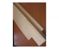 Мебельный щит и клееный оконный брус