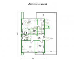 Проект каркасного дома Майами