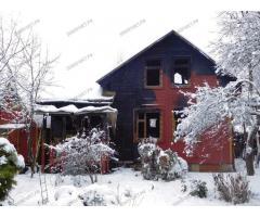 СНОС деревянных ДОМОВ, САРАЕВ, БАНЬ, БЫТОВОК в Московской области