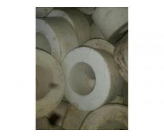 Куплю неликвиды фторопласт разные изделия втулки, стержень, круг по РФ