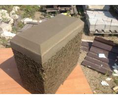 Арболитовые блоки для строительства домов, гаражей, пристроек, хозблоков и пр.